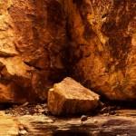 Fallen Stone, Grand Canyon, AZ. © Justin Black
