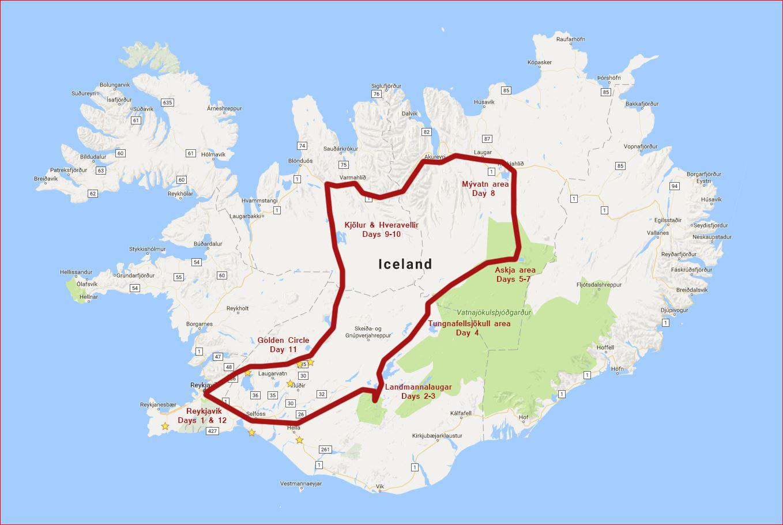 visionarywildcom  Iceland Overland