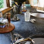 Guestroom Bath Sink, Volcanoes Virunga Lodge
