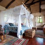 Guestroom, Volcanoes Virunga Lodge