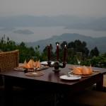 Veranda, Volcanoes Virunga Lodge