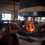 Common Room, Volcanoes Virunga Lodge