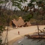 Beach at Nomads Greystoke Camp, Mahale, Tanzania